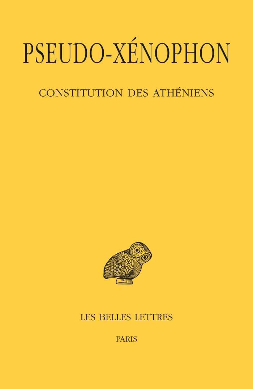 Pseudo- Xénophon la constitution des athéniens.jpg